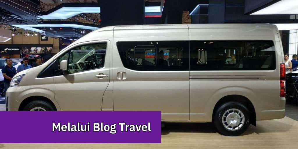Melalui Blog Travel