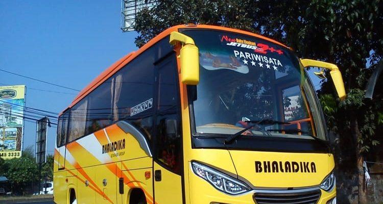 Harga Sewa Bus Jakarta Ciater